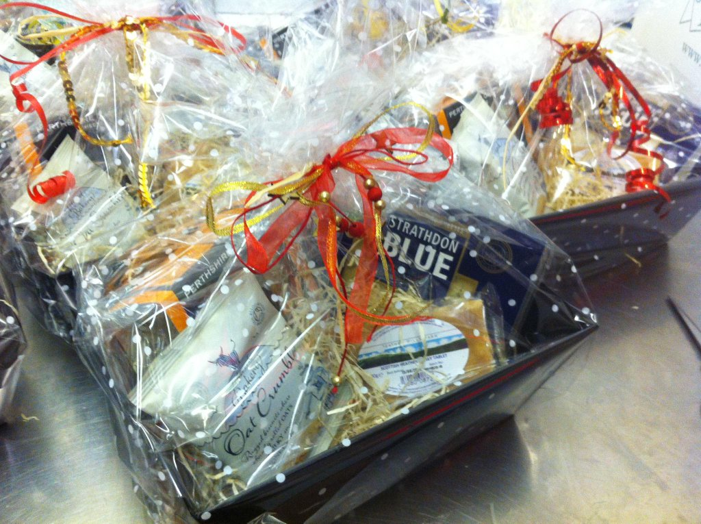 Corporate Gift Baskets | Client food gifts